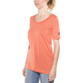 super.natural W's Oversize Tee Blooming